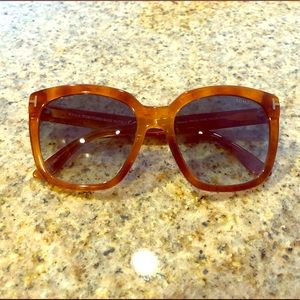 Tom Ford Authentic Sunglasses - Amarra TF502